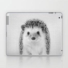 Hedgehog - Black & White Laptop & iPad Skin
