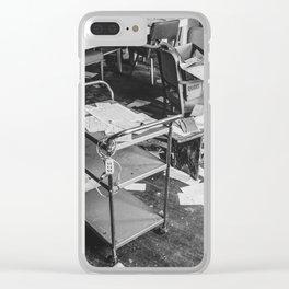 School, Arena, North Dakota 10 Clear iPhone Case