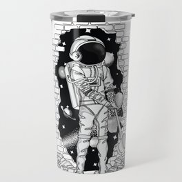 Astronaut on the loose Travel Mug