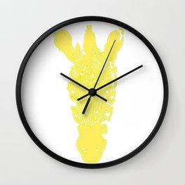 Zebra: The Sun Wall Clock
