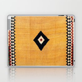 Qashqa'i Fars Southwest Persian Kilim Print Laptop & iPad Skin
