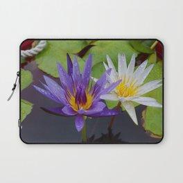 Loving Lotuses Laptop Sleeve