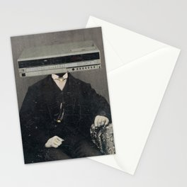 Faces of the Past: VCR Stationery Cards