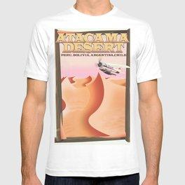 Atacama Desert Adventure poster T-shirt
