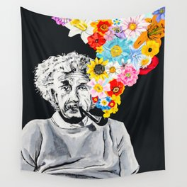 A Touch Of Madness Wall Tapestry