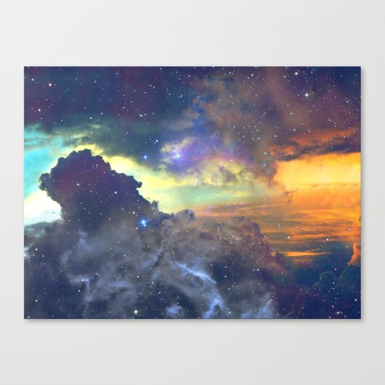Wonderlust Canvas Print