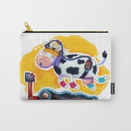 Fat Free Milk Carry-All Pouch