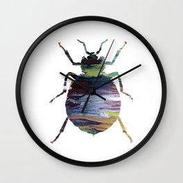 Bedbug Wall Clock