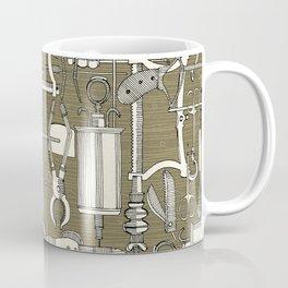 fiendish incisions sage Coffee Mug