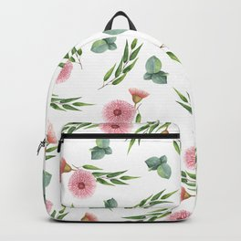 EUCALYPTUS LEAVES WATERCOLOR Backpack