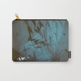 Underwater Symmetry Carry-All Pouch