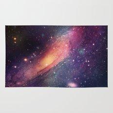 Galaxy colorful Rug