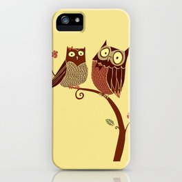 Nice Hooters iPhone Case