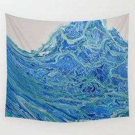 Rough Seas Wall Tapestry