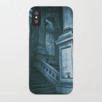 philadelphia iPhone & iPod Cases featuring Philadelphia Rhapsody by Marcella Kligman
