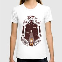 T-shirts featuring The Book Thief by Risa Rodil