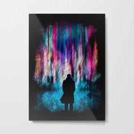 NeonCity Metal Print