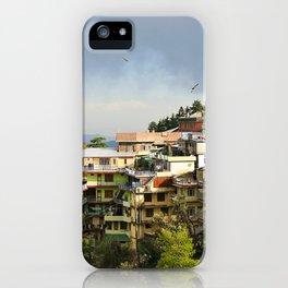 MCleod Ganj - India iPhone Case