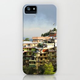 MCleod Ganj - India iPhone Case
