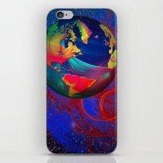 Fractal World iPhone & iPod Skin