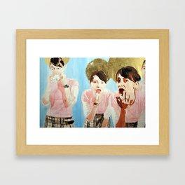 St. Anna Framed Art Print