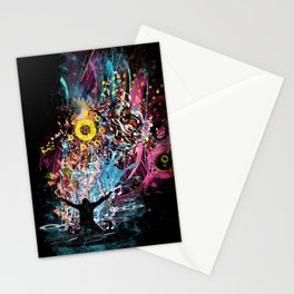 soul dj Stationery Cards