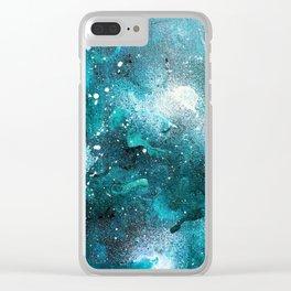 Brine Clear iPhone Case
