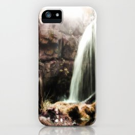 The Forgotten Cascades iPhone Case
