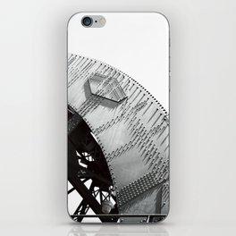 heavy rotation iPhone Skin