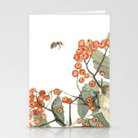 health Stationery Cards featuring Enviro Health by Chloe Evert