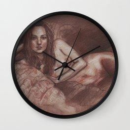 Girl 3 Wall Clock