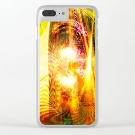 """""""Transporter"""" Clear iPhone Case"""