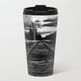 Historic Infrastructure in Disuse and Disrepair Travel Mug
