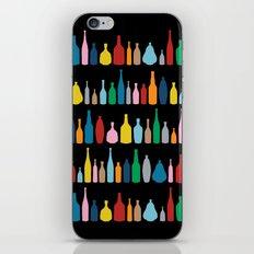 Black Bottle Multi iPhone & iPod Skin