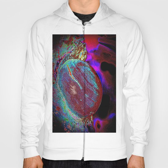 abstract space Hoody