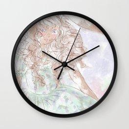 Lionhead Lolita Wall Clock