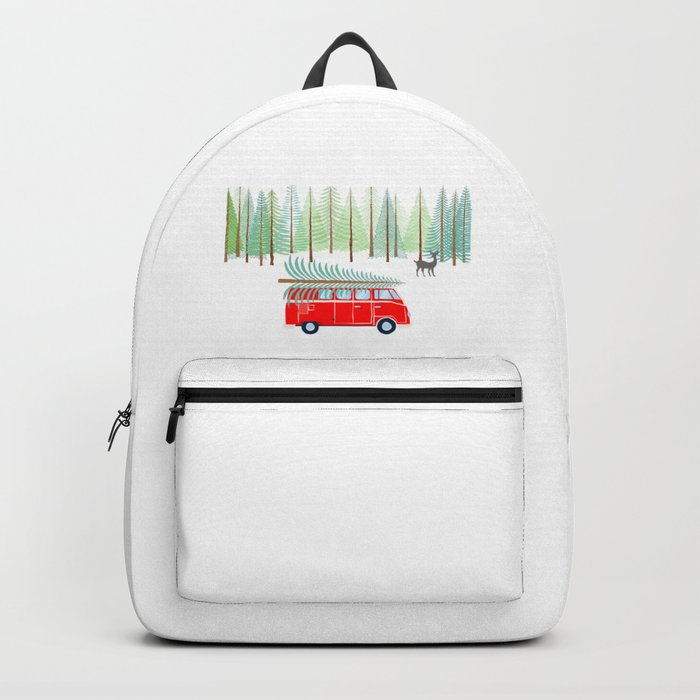 It's beginning to look a lot like Christmas Backpack