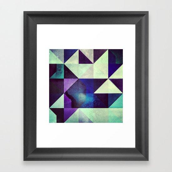 QYYS Framed Art Print