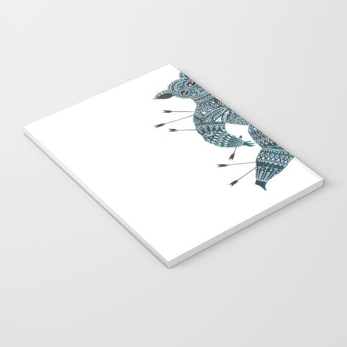 Warrior Notebook
