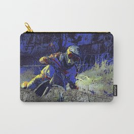 Trail Blazer Motocross Rider Carry-All Pouch