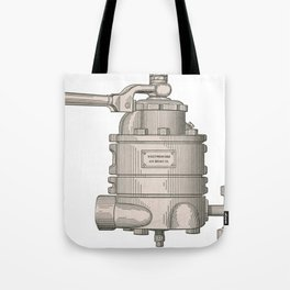 Engineering at its best Tote Bag