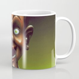Night of the Living Dummy Coffee Mug