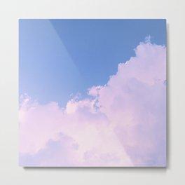 #02#Cloud#Sky#light Metal Print