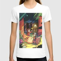 gravity falls T-shirts featuring Gravity Falls by Izzy
