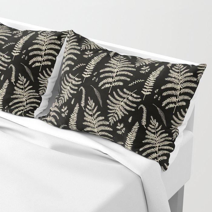 Fern Pattern 2 Pillow Sham