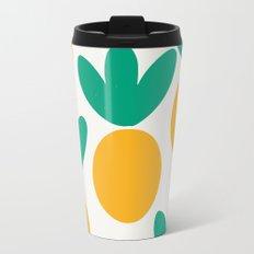 Minimalist Fruit Summer Pattern Travel Mug