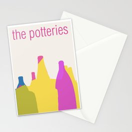 The Potteries Stationery Cards