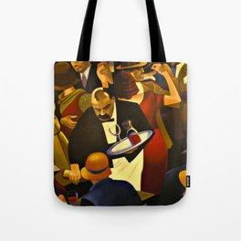 The Speakeasy Tote Bag