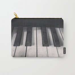 Tickle The Ivories Carry-All Pouch