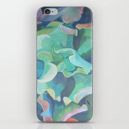 Unfold As We Move iPhone Skin